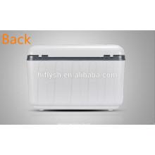 HF-15L (103) DC 12 V / AC 220 V voiture réfrigérateur voiture refroidisseur mini portable maison et voiture double usage voiture réfrigérateur (certificat CE)