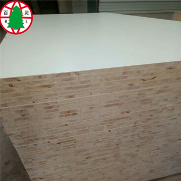 4x8 melamine 18mm block board faced with melamine