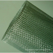 Hot Dipped Galvanized Steel Square Wire Mesh Cloth (anjia-604)
