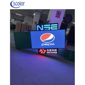 Waterproof Outdoor LED Pharmacy Cross Display Sign P8
