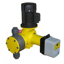 Factory Price for China Manufacturer of Ce Certification Mechanical Diaphragm Chemical Dosing Pump, Large Automatic Control Mechanical Diaphragm Dosing Pump, Impulse Control Metering Pump Industrial Diaphragm Dosing Pump supply to Gambia Factory