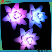 20116 Newest Lotus Shape Decoration LED Candle Light
