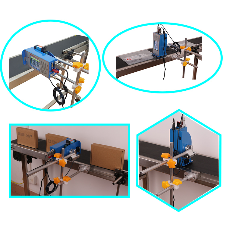 HAE-254 o1 Barcode Stamping Machine working picture