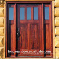 Lowes 48inches Exterior Entry Doors, Wooden Door with Glass Window