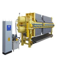 Apotheke Edelstahlfilterpresse hydraulisch angetrieben