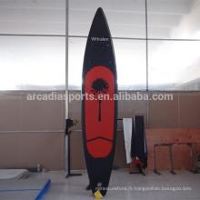 Paddleboard gonflable de planche gonflable de planche de surf gonflable d'AQUA en gros