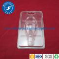 Cubierta de plástico para bombillas LED