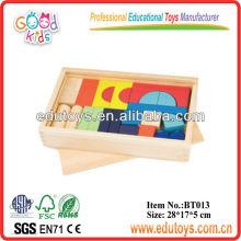 Wooden Building Block - Bambus Spielzeug