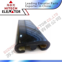 Black color Escalator rubber handrail belt/SDS,KONE