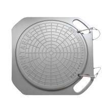4 Tons Wheel Alignment Turn Plates