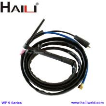 Torche HAILI taille 9 tig 200AMP avec valve