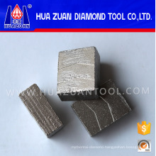 24*12.5/13.5*30mm Diamond Carbide Tip for 3500mm Saw Blade Cutting Granite