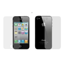 Anti-glare Clear Mirror Mobile Phone Touch Screen Protective Film For Iphone And Ipad