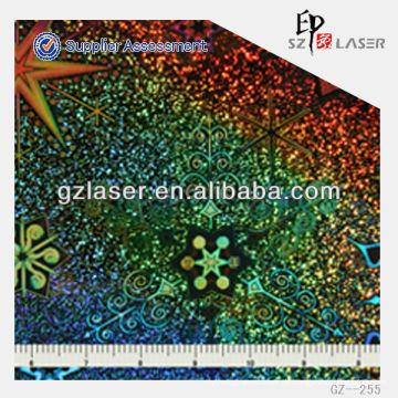 YXCP-255 Hologramm-Nickel-Silberblech, mikroperforiertes Nickelblech