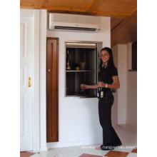 Machine Room 300kg Food Goods Kitchen Dumbwaiter Elevator