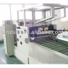 rebobinado de la máquina de papel de aluminio de aluminio