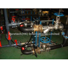 Water treatment system--Heat Exchanger