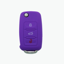 New silicone car key case for VW