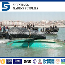Sacs d'ascenseur de récupération marine pour bateau coulé fabriqué en Chine