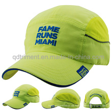 Soft Breathable Polyester Microfiber Mesh Outdoor Sport Cap (TMR0778)
