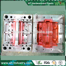 Professional custom mould design high precision plastic aluminum injection mold