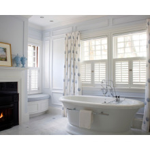 Superior Quality with Cheap Price Custom Made Sliding Discount Faux Plantation Shutters