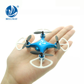 2.4 GHz 6-Axis Mini RC Quadcopter con cámara opcional