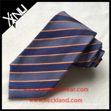 Herren 100% Seide exportiert Jacquard Günstige Schule Krawatten