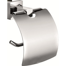 Soporte para rollo de papel higiénico montado en la pared