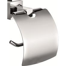 Suporte de rolo de papel higiênico para banheiro montado na parede
