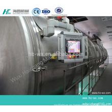 China proveedor secador de productos químicos para aplicación en polvo