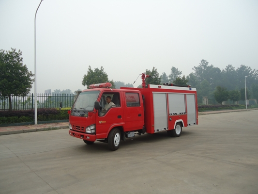 MAN Brand Fire Fighting Truck Water or Dry Powder Tanker