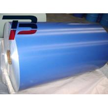 Los últimos materiales de construcción sobre la bobina de aluminio revestida de color