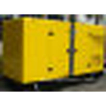 385kVA 308kw Standby-Bewertung Strom Stille CUMMINS Diesel Generator