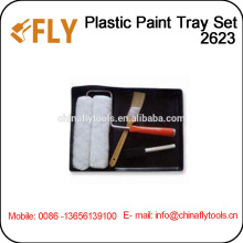 Plastic Paint Tray painting roller brush