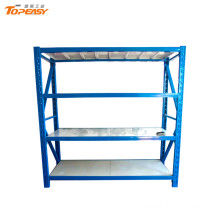 warehouse shelf rack for metal storage rack system