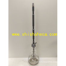 Top Hookah Shisha Chicha Smoking Pipe Nargile Accessories Aluminum Stem