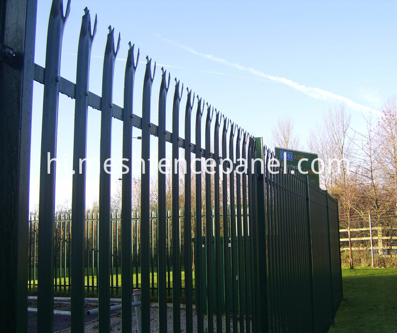 steel fences
