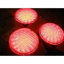 18 * 1W 12V Vermelho PAR 56 Impermeável LED Piscina Luz