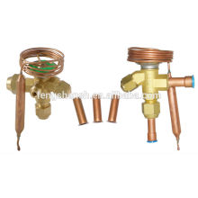 thermal conditioning expansion valves