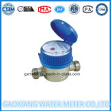 Cold or Hot RotaryVane Whee SingleJet WaterMeter
