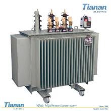 Transformador de distribución / aislamiento de aceite