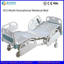 Cama de enfermería multiuso médica médica del hospital