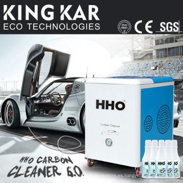 Aumentar la potencia del motor de lavado de coches de la máquina