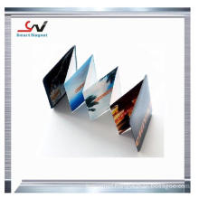 copper paper full imprint manufacture decoration pvc magnet