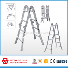 EN131 Aluminium multi purpose compact ladder