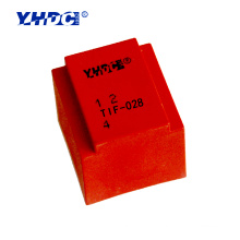 High frequency PCB mounting encapsulated electronic ignition transformer