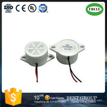 Hot-Sale Products Black Shell Mechanical 27*17 3V 400Hz Environmental Buzzer