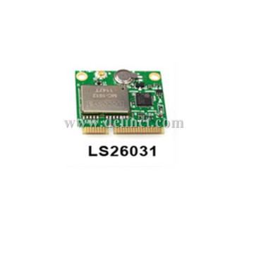 Ls26031 GPS Module opgenomen in Mini Pcie Card