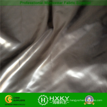290t Ripstop Nylon Taffeta Fabric with Oil Cired for Warm Clothes